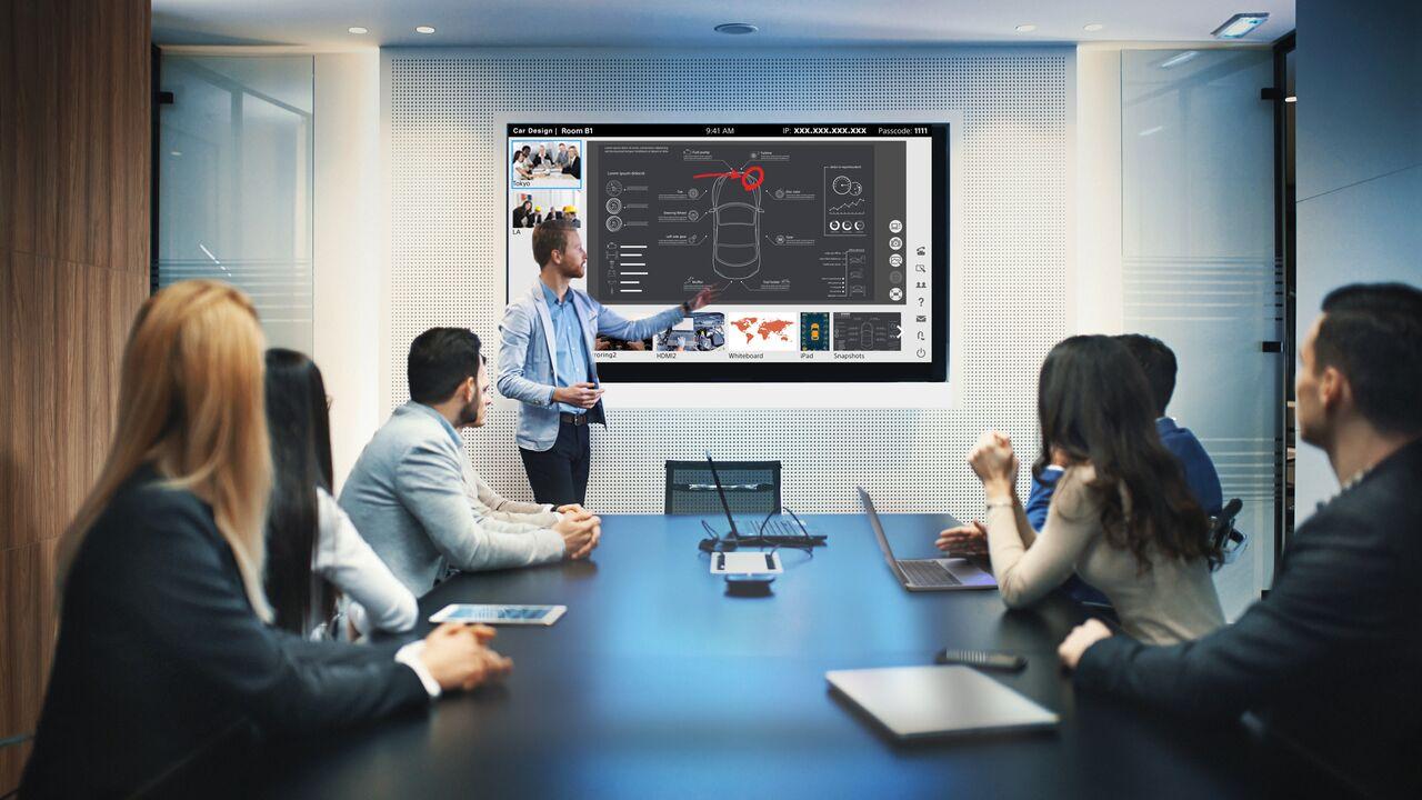 Sony Vision Exchange, colaboración inmersiva incluso con Skype para empresas