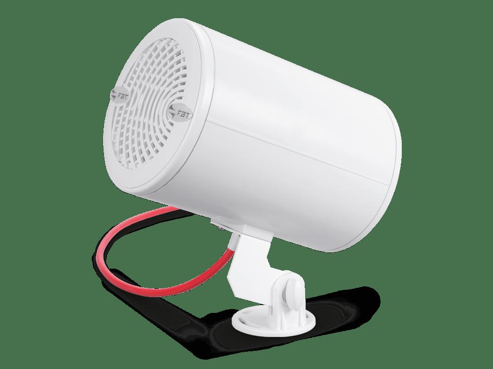 FBT, altavoces especiales para sistemas de alarma