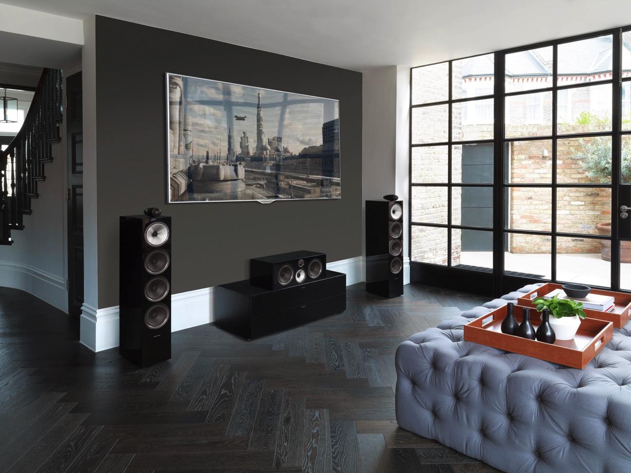 La serie 700 de Bowers & Wilkins, el sueño de los audiófilos