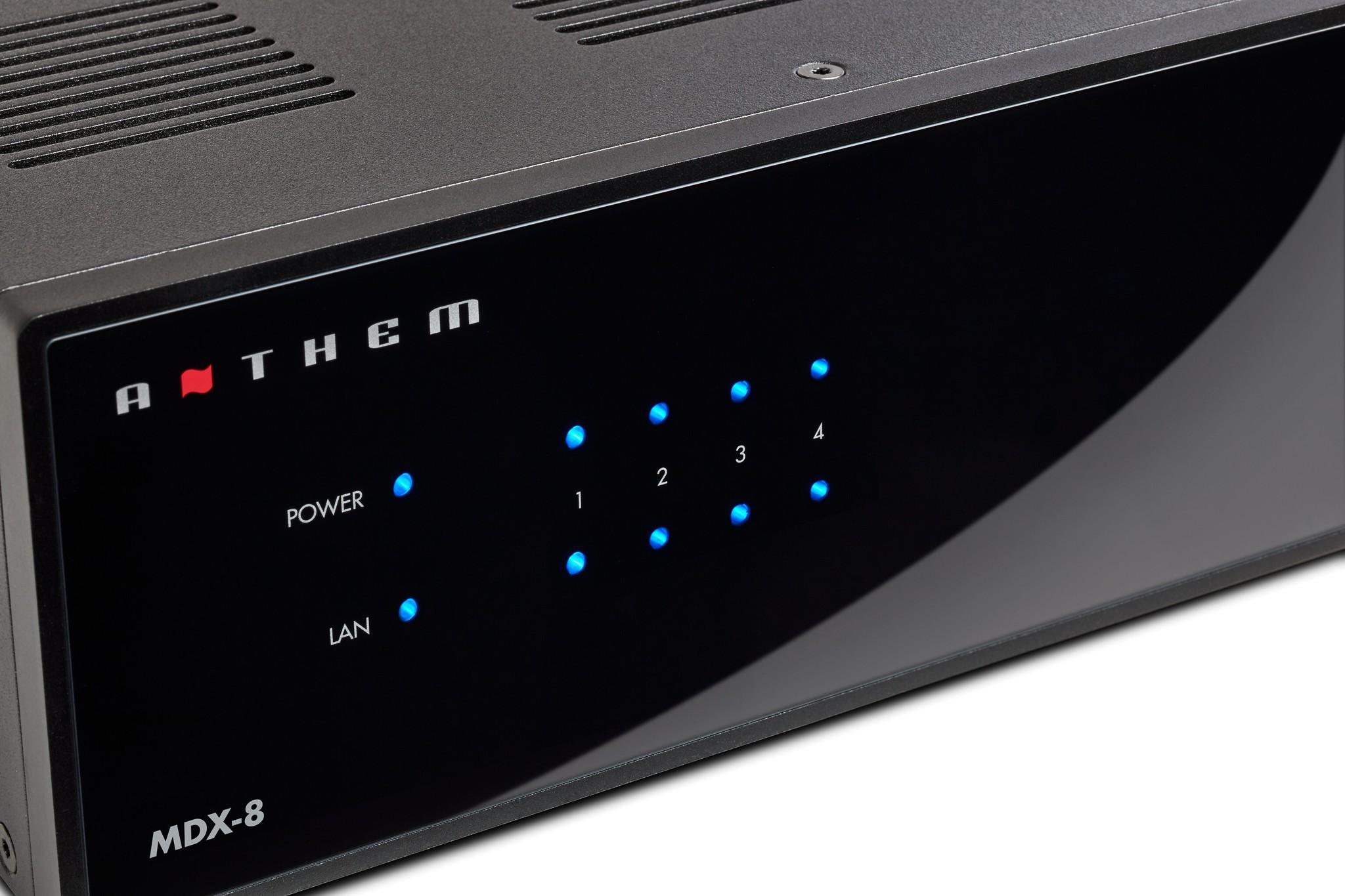 ¿Hi-Fi ubicuo? Tienes que escuchar el sistema distribuido multiroom, Serie MDX de Anthem