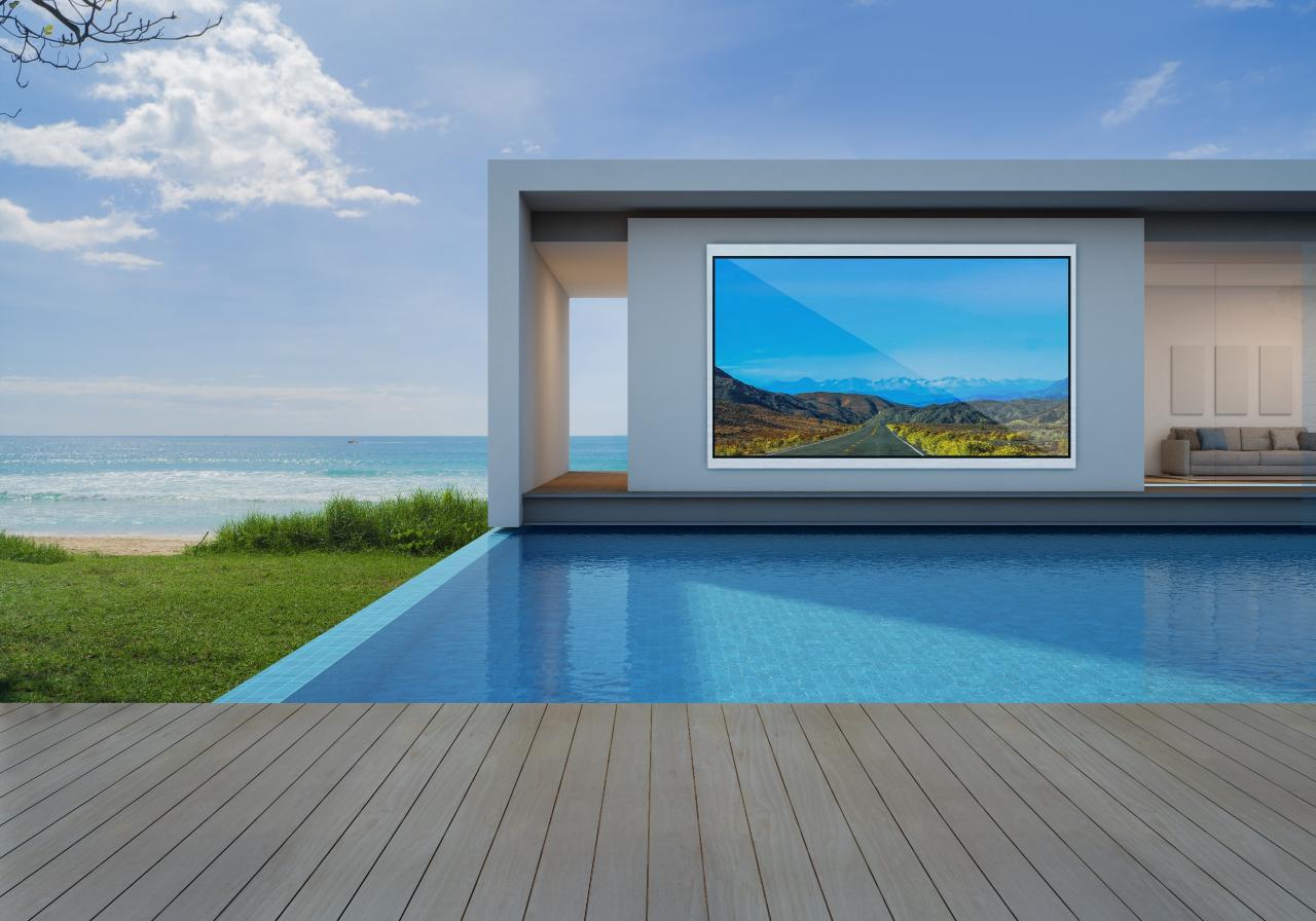 ¿A qué no sabías? La historia de Aquavision, las TV´s impermeables y de lu