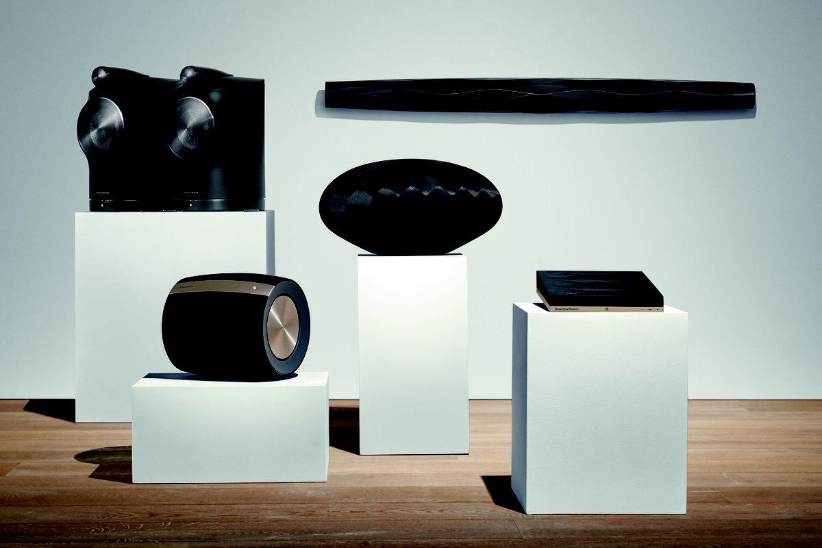 Bowers & Wilkins redefine el sonido inalámbrico sin compromisos con la Formation Suite