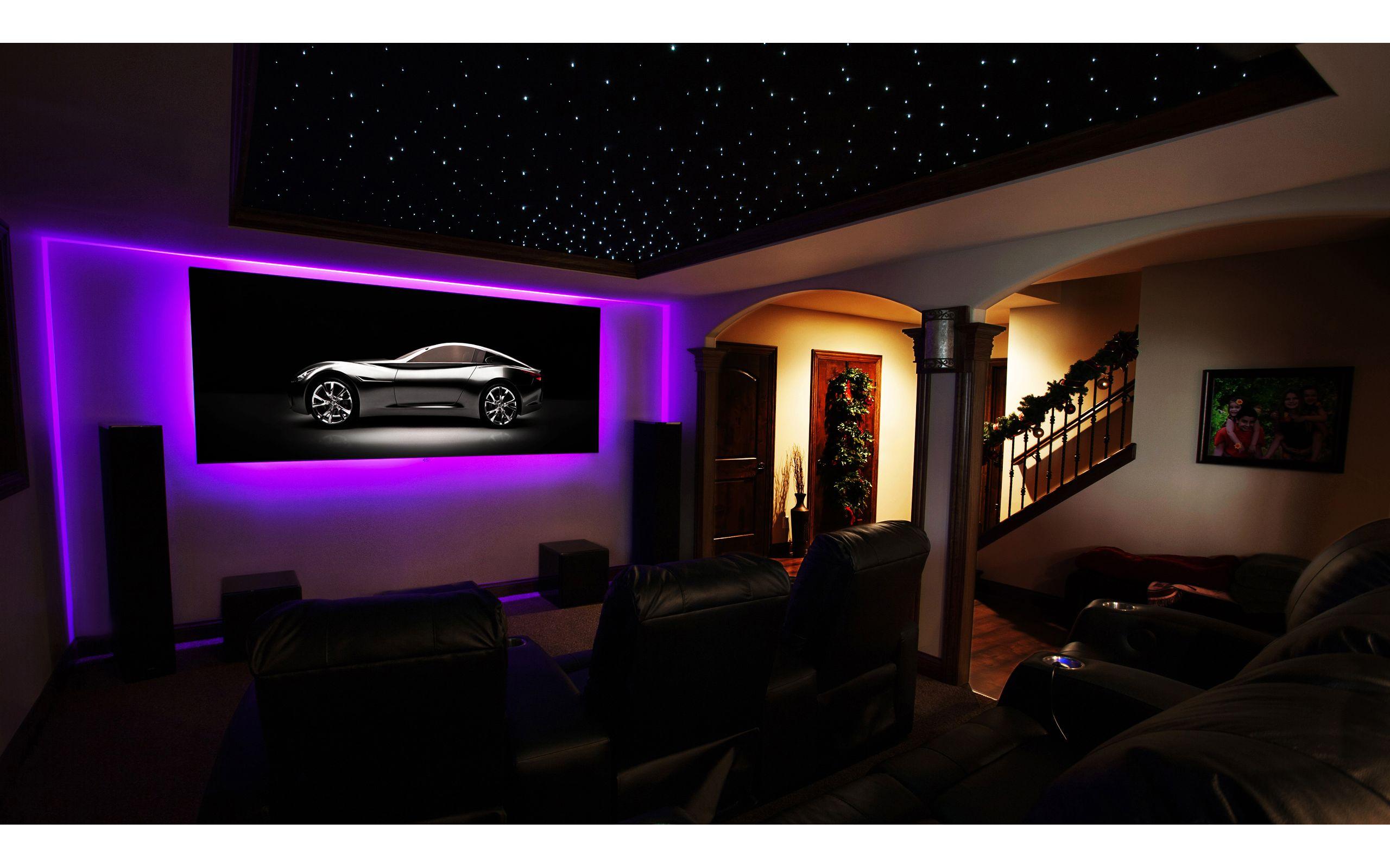 Simplemente la mejor pantalla del mundo para cine en casa: Black Diamond de Screen Innovations