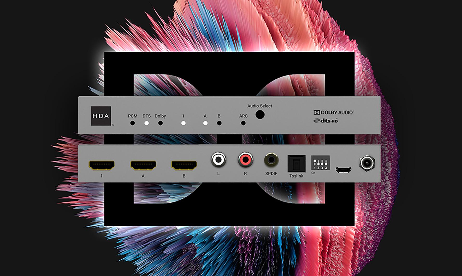 ¿Quieres separar señales de audio y video en un HDMI? HDNAYWHERE resuelve el problema