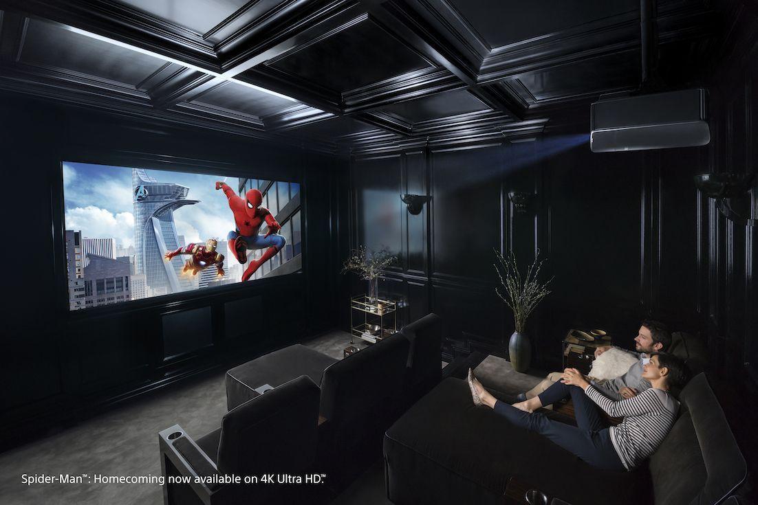 Cinco consejos para disfrutar del Home Cinema perfecto